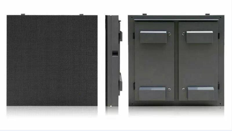 Outdoor Fixed LED Display Cabinets