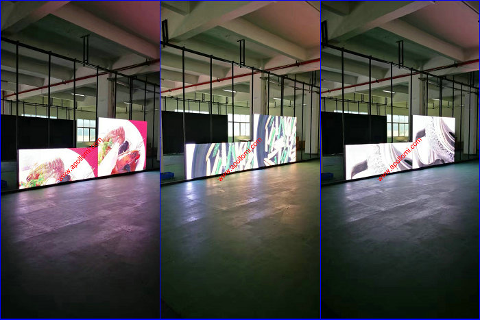 Malaysia Outdoor P5 video led wall P65