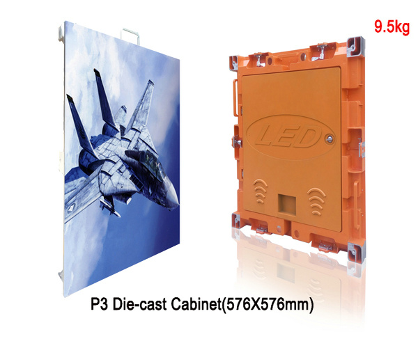 PH3mm Indoor SMD LED Screen cabinet