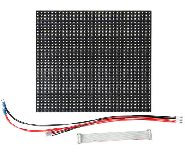 PH7.62mm Indoor LED Screen Module 8S/244X244mm/32X32pixel