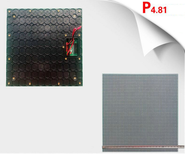 PH4.81mm Outdoor LED Screen Module