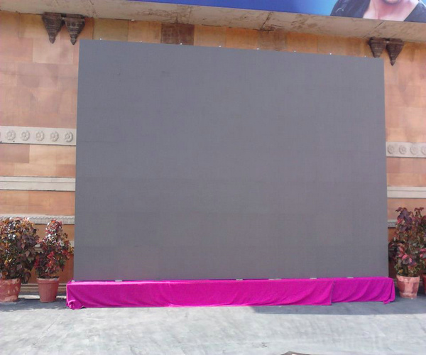 PH4.81mm Outdoor SMD LED Screen in Singapore