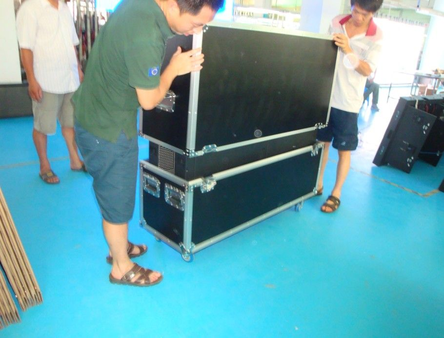 Ph10mm indoor rental led screen panel in UK