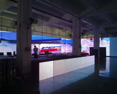 led display supplier
