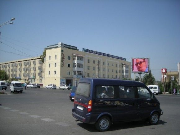 Russia P10 outdoor media advertising led panels