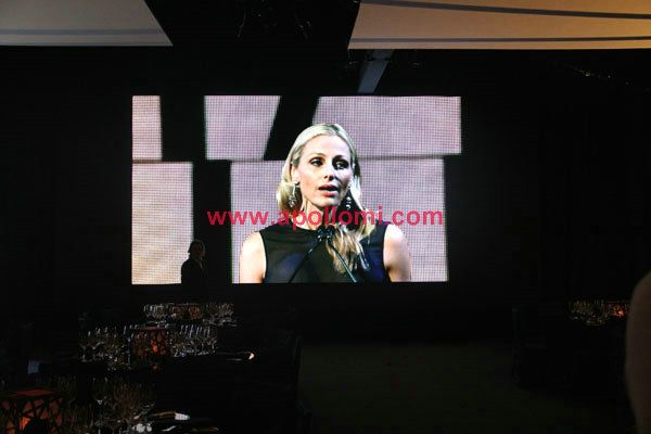PH5mm indoor stage background led display