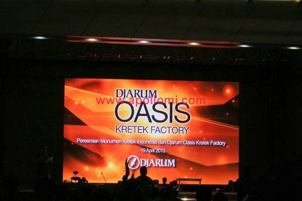 PH10mm indoor stage background led display