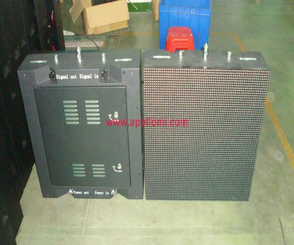 APOLLOMI outdoor rental led screen cabinets