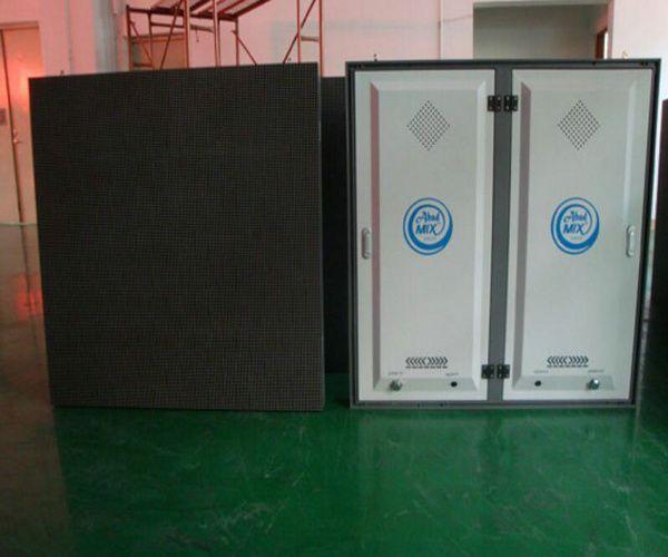 APOLLOMI Indoor Thin Rental Led Screen Cabinet