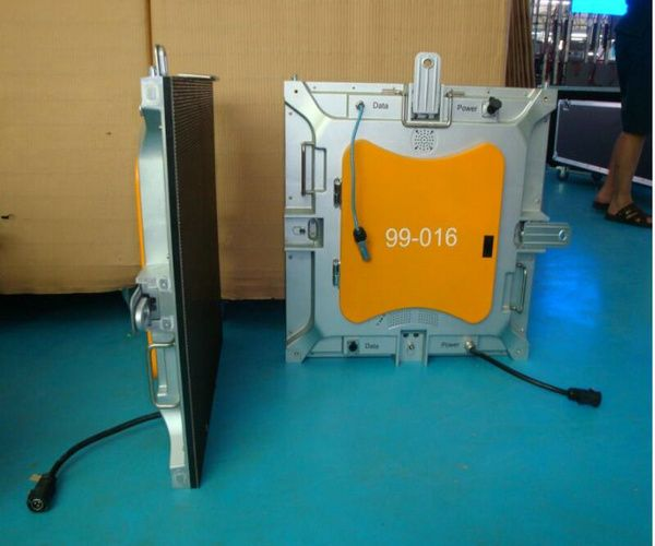 1.8cm Ultra Thin Indoor Rental Led Screen Cabinets