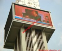 China 128SQM  P16mm Square Video LED Display