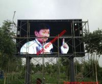 HK 36SQM P16 Pole Advertising LED Display
