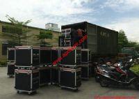 India 70sqm P6mm Indoor Aluminium Rental LED Panel Delivery
