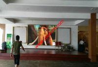 HK Hotel P5 1600X480pixel video led wall