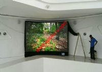 India P3 Indoor Arc led screen 4320x2400mm